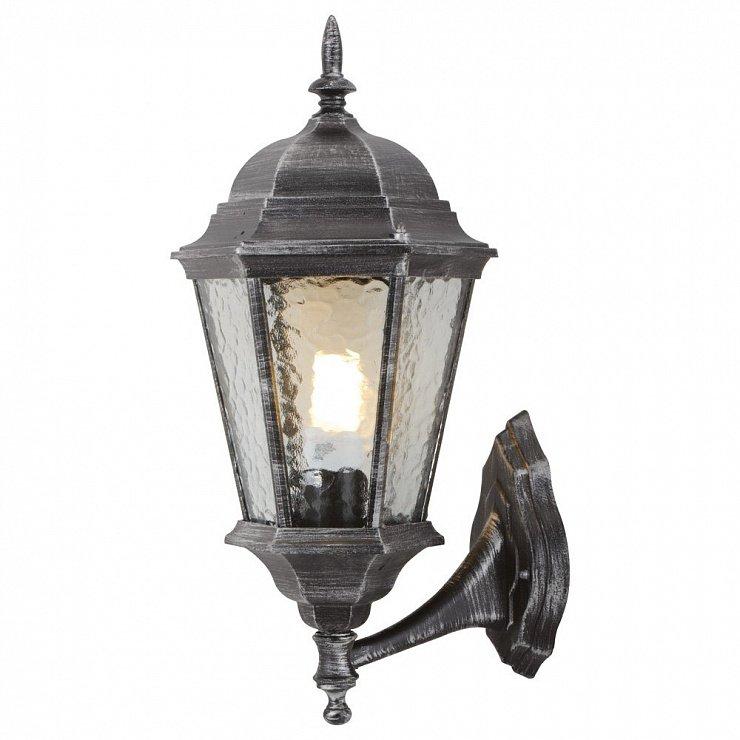 Уличный настенный светильник Arte Lamp Genova A1201AL-1BS - Оригинал 100%. Купить в магазине SVETLAKOFF.RU