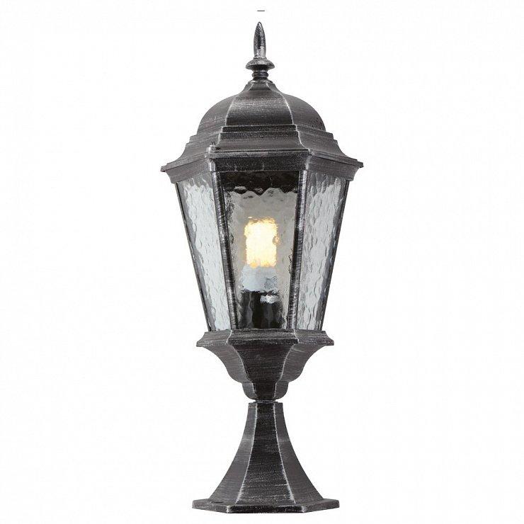 Садово-парковый фонарь Arte Lamp Genova A1204FN-1BS - Оригинал 100%. Купить в магазине SVETLAKOFF.RU