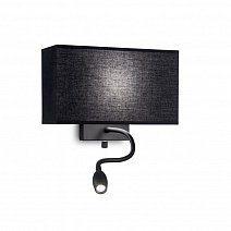 HOTEL AP2 ALL BLACK фабрики Ideal Lux