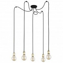 Подвесные 1514 Qualle 5 фабрики TK Lighting