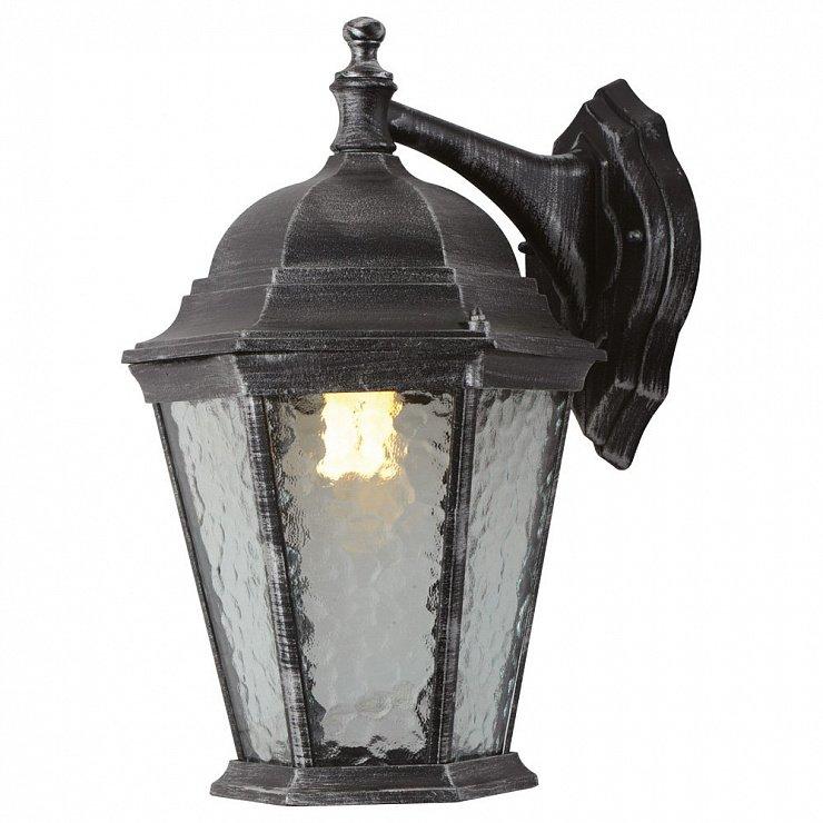 Уличный настенный светильник Arte Lamp Genova A1202AL-1BS - Оригинал 100%. Купить в магазине SVETLAKOFF.RU