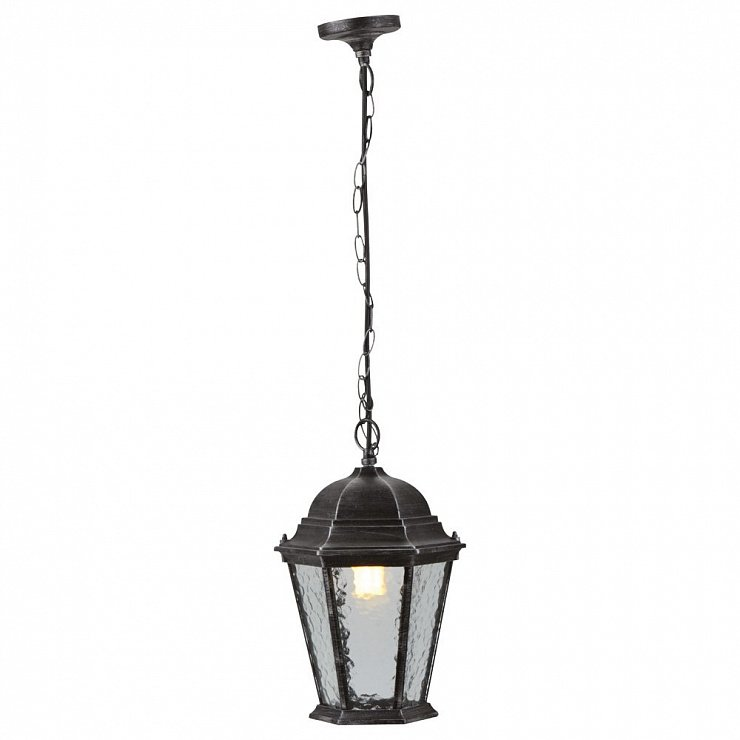 Уличный подвесной светильник Arte Lamp Genova A1205SO-1BS - Оригинал 100%. Купить в магазине SVETLAKOFF.RU